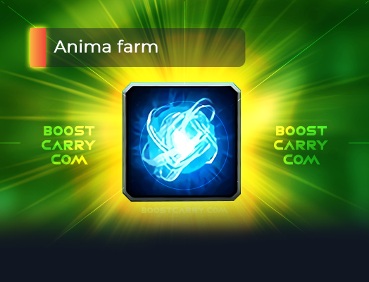 Anima farm boost carry