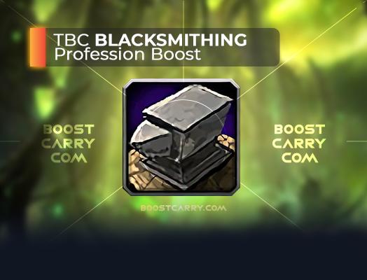 tbc blacksmithing boost