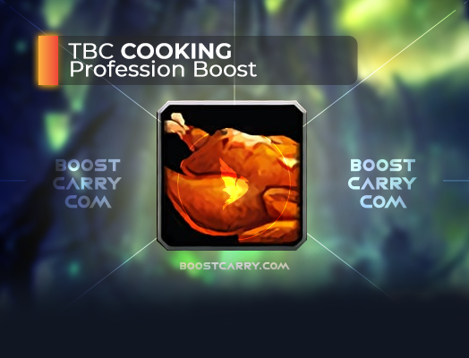 tbc cooking boost