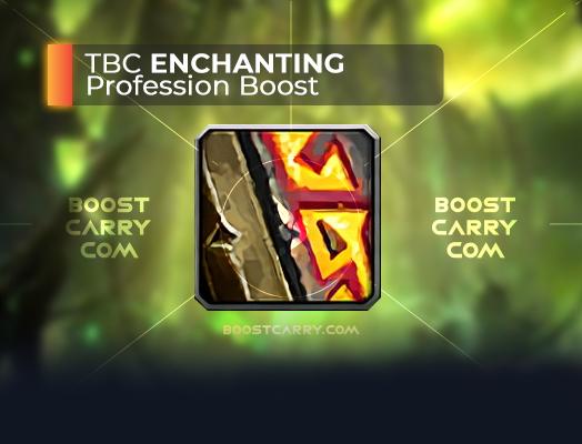 tbc enchanting boost