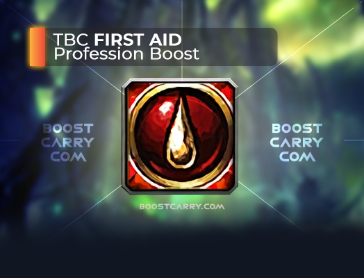 tbc first aid boost