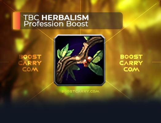 tbc herbalism boost