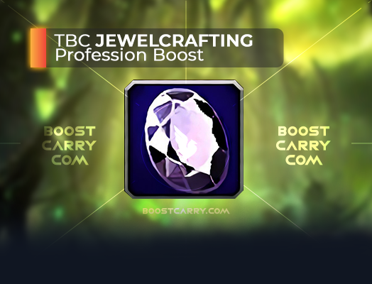 tbc jewelcrafting boost