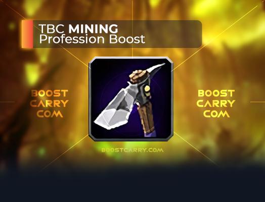 tbc mining boost