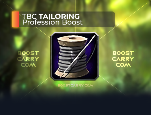 tbc tailoring boost