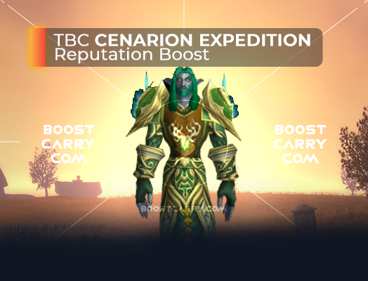wow tbc cenarion expedition rep boost