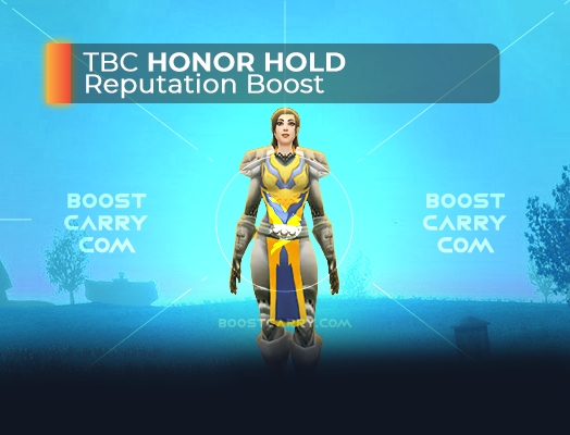 wow tbc honor hold rep boost