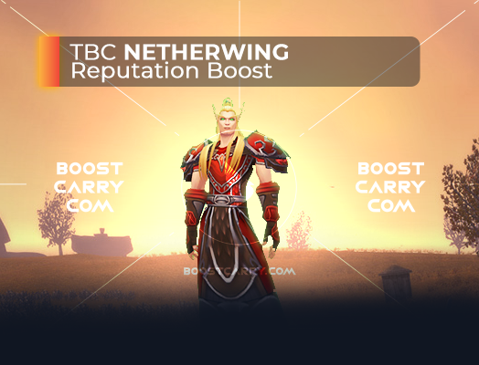 wow tbc netherwing rep boost