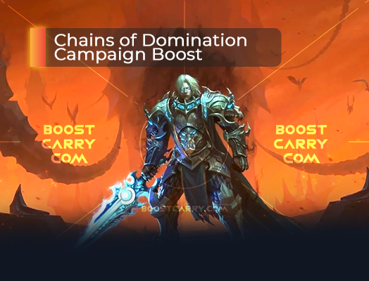 Chains of Domination Campaign