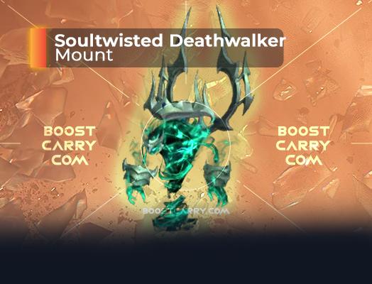 Soultwisted Deathwalker Mount