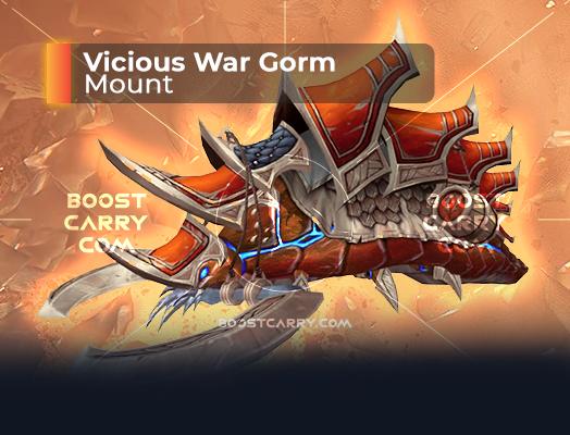 Vicious War Gorm Mount