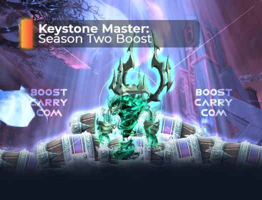 keystone master season two boost
