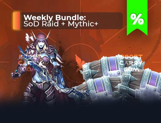 sod raid and mythic bundle