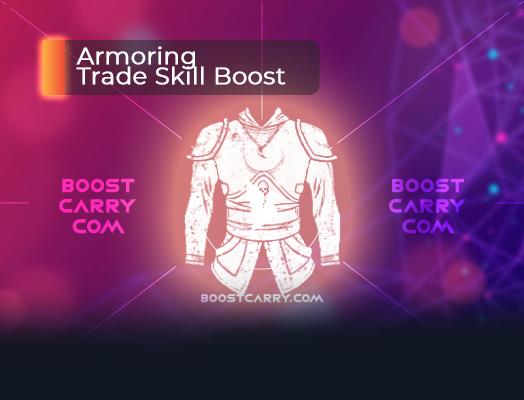 Armoring Trade Skill Boost