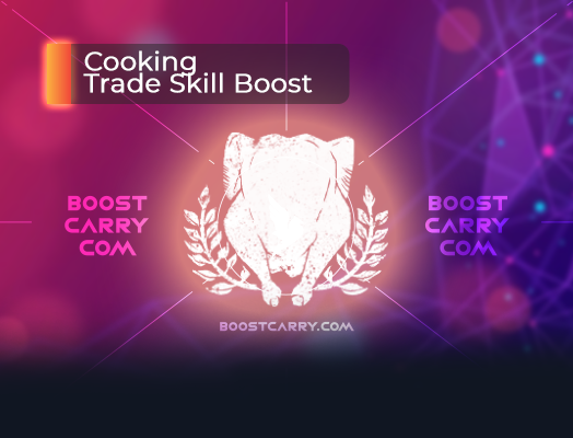 Cooking Trade Skill Boost