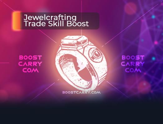 Jewelcrafting Trade Skill Boost