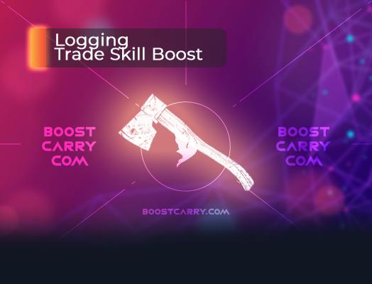 Logging Trade Skill Boost