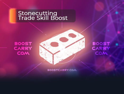 Stonecutting Trade Skill Boost