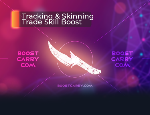 Tracking and Skinning Trade Skill boost