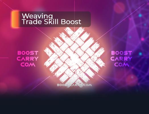 Weaving Trade Skill Boost