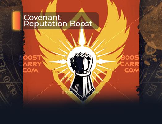 new world covenant reputation boost-2