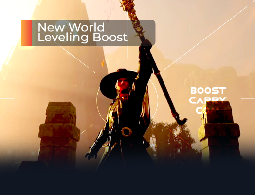 new world leveling boost