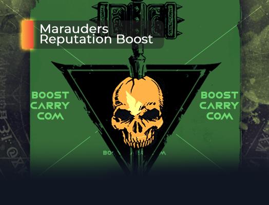 new world marauders reputation