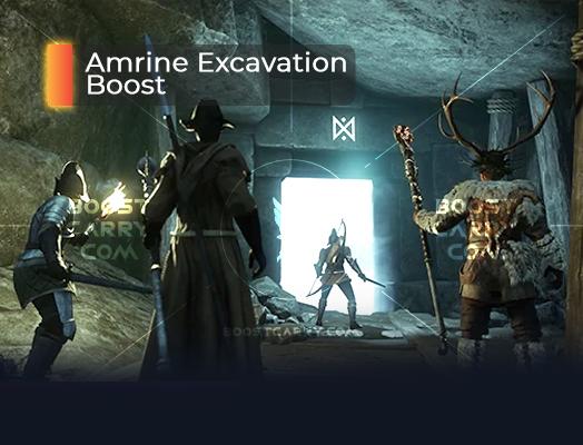 Amrine Excavation Boost