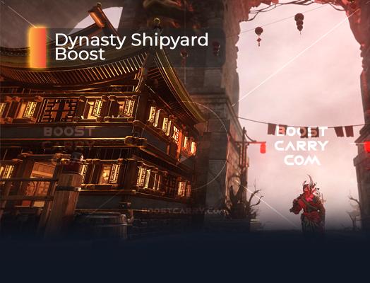 Dynasty Shipyard boost