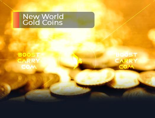 New World Gold coins farm