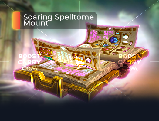 Soaring Spelltome Mount