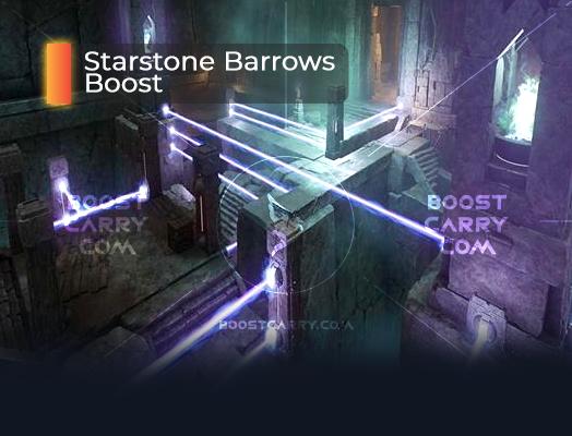 Starstone Barrows boost