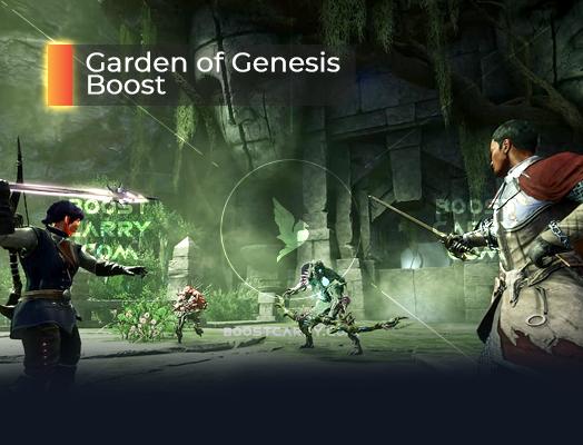 garden of genesis boost