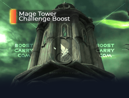 mage tower challenge boost