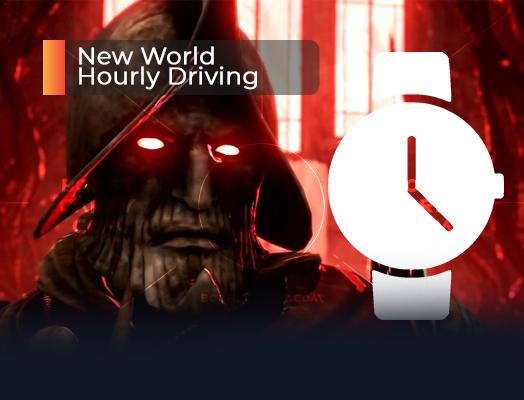 new world hourly driving