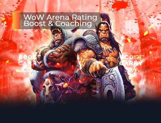 wow sl pvp arena rating boost